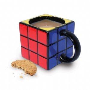 Spinning Hat Rubik's Cube Mug