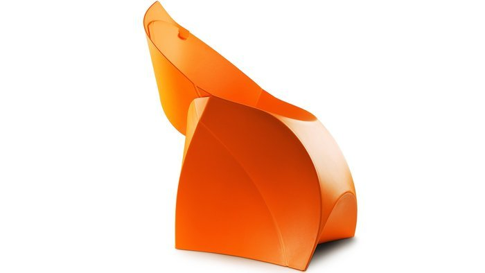 Origami Foldable Flux Chair