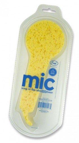 SHOWER MIC SPONGE