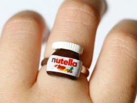 Nutella ring