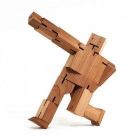 Wooden Robot Man