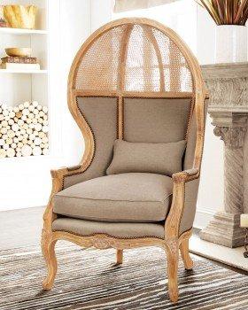 Cane Balloon Chair