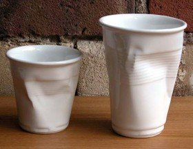 Crinkle Cup