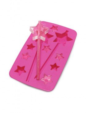 Ice Princess Ice Cube Straws