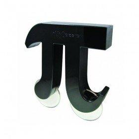 Black Pizza Pi Cutter