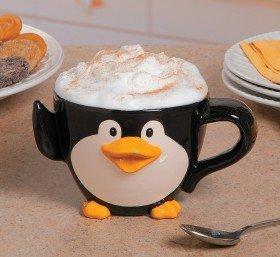 Decorative Penguin Mug
