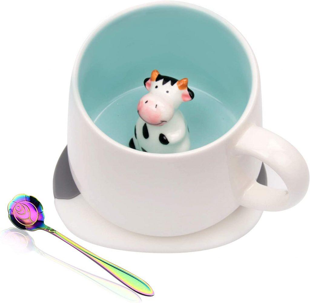 cow in mug