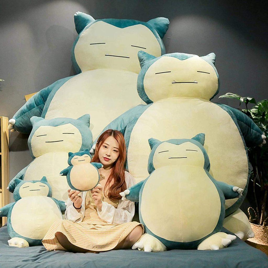 giant anime pillows