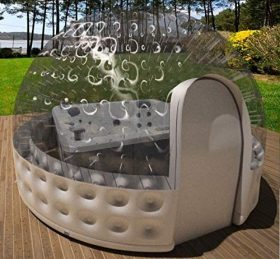 Inflatable Hot Tub Cover