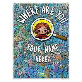 Kids Find And Seek Book