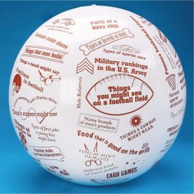 Men's Conversation Starter Ball
