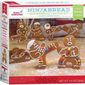 Gingerbread Ninjas