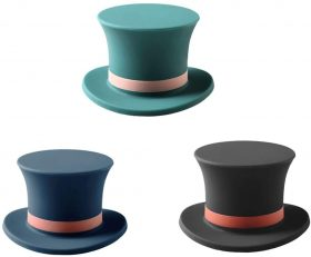 Top Hat Wine Toppers
