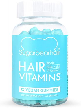 Vegan Hair Vitamins