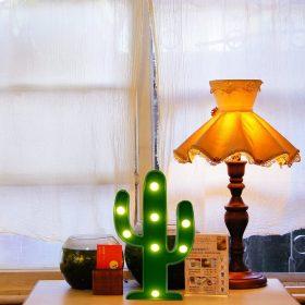 Cactus Table Light
